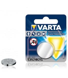 Baterie 3V Varta Lithium CR2025