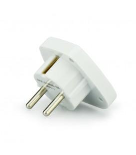 Adaptor AC220V PL/EU PLUG / UK J39-9 Alb