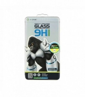 Folie Sticla Full Face Samsung Galaxy S7 X-One Alba
