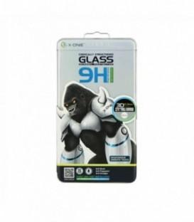 Folie Sticla Full Face Samsung Galaxy S7 X-One Argintie
