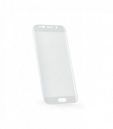 Folie Sticla Full Face Samsung Galaxy A3 2017 Blue Star Premium Transparenta