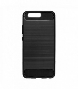 Husa Huawei P10 Forcell Carbon Neagra Carbon