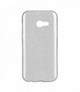 Husa Samsung Galaxy A3 2017 Forcell Shining Argintie