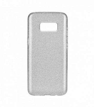 Husa Samsung Galaxy S8 Forcell Shining Argintie