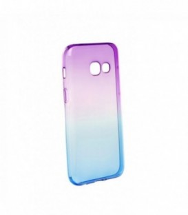 Husa Samsung Galaxy A5 2017 Forcell Ombre Mov-Albastra