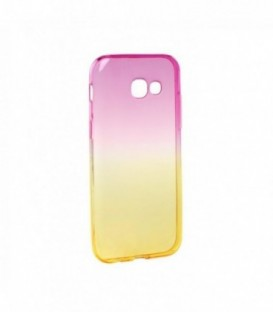 Husa Samsung Galaxy A5 2017 Forcell Ombre Roz Aurie