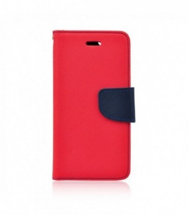 Husa Samsung Galaxy S8 Fancy Book Rosie-Bleumarin