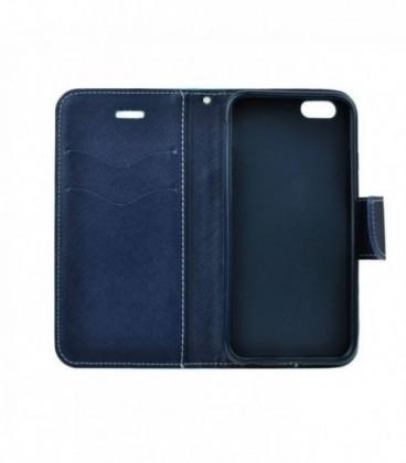 Husa Samsung Galaxy S8 Fancy Book Menta-Bleumarin