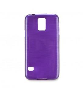 Husa Jelly Brush pentru SAMSUNG Galaxy S5/S5 Neo Violet