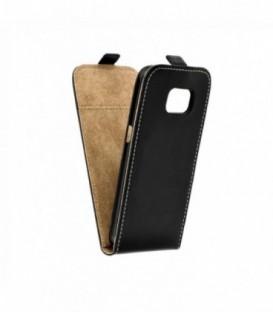 Husa Samsung Galaxy S8 Flip Slim Flexi Fresh Neagra