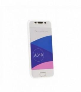 Husa Samsung Galaxy A3 2017 Ultra Slim 360° Transparenta