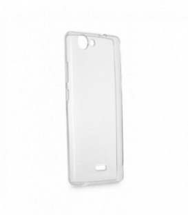 Husa Wiko Pulp Ultra Slim 0.5mm Transparenta