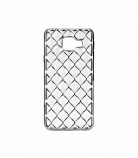 Husa Samsung Galaxy A3 2017 Luxury Gel Neagra