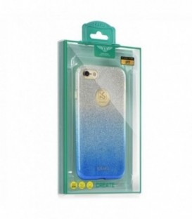 Husa Samsung Galaxy S8 Kaku Ombre Albastra