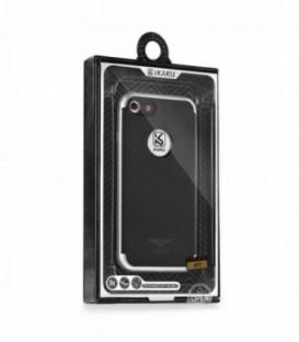 Husa Samsung Galaxy S8 Kaku Silk Argintie