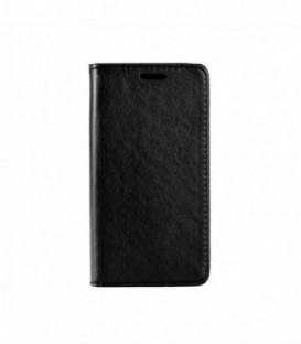 Husa Lenovo K5/K5 Plus Magnet Book Neagra