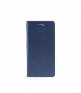 Husa Samsung Galaxy A3 2017 Magnet Book Bleumarin