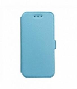Husa Huawei P10 Pocket Book Albastra