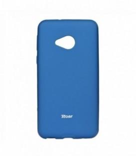 Husa HTC U Play Roar Jelly Colorful Bleumarin