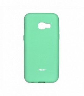 Husa Samsung Galaxy A3 2017 Roar Jelly Colorful Menta