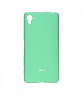 Husa Sony Xperia X Roar Jelly Colorful Menta