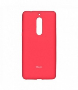 Husa Nokia 5 2017 Roar Jelly Colorful Roz