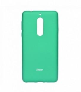 Husa Nokia 5 2017 Roar Jelly Colorful Menta