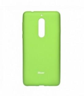 Husa Nokia 5 2017 Roar Jelly Colorful Lime