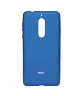 Husa Nokia 5 2017 Roar Jelly Colorful Albastra