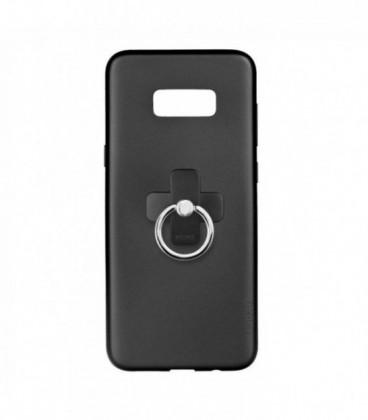 Husa Samsung Galaxy S8 XLEVEL Jelly 2 Neagra