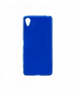 Husa Sony Xperia X Jelly Bright Albastra