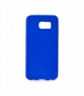 Husa Samsung Galaxy S6 Jelly Bright Deep Blue