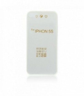 Husa Apple iPhone 5/5S/SE Ultra Slim 0.3mm Transparenta