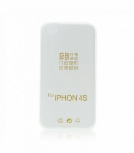 Husa Apple iPhone 4/4S Ultra Slim 0.3mm Transparenta