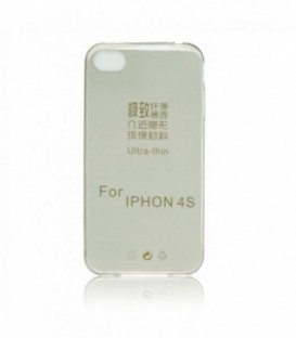Husa Apple iPhone 4/4S Ultra Slim 0.3mm Neagra