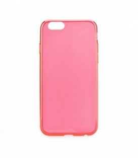 Husa Apple iPhone 4/4S Ultra Slim 0.3mm Rosie