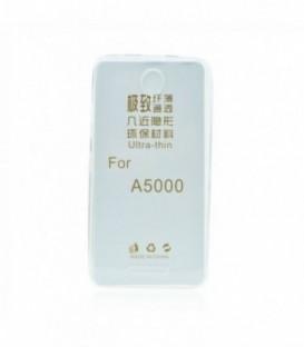 Husa Lenovo A7000 Ultra Slim 0.3mm Transparenta
