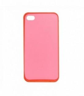 Husa Apple iPhone 5/5S/SE Ultra Slim 0.3mm Rosie