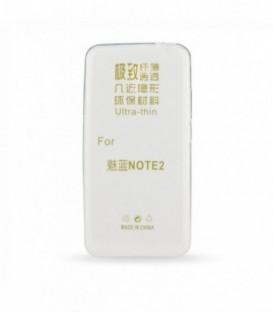 Husa Meizu M2 Note Ultra Slim 0.3mm Transparenta