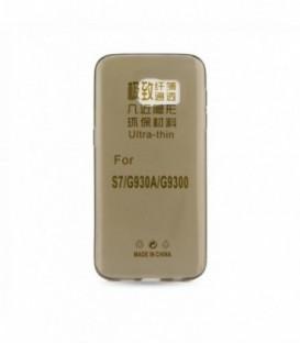 Husa Samsung Galaxy S7 Ultra Slim 0.3mm Neagra