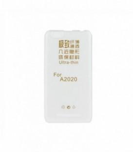 Husa Lenovo Vibe C Ultra Slim 0.3mm Transparenta