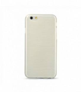 Husa Apple iPhone 5/5S/SE Jelly Brush Alba