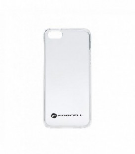 Husa Apple iPhone 5/5S/SE Forcell Clear Transparenta