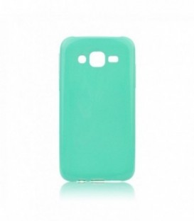 Husa Samsung Galaxy J5 Jelly Flash Menta