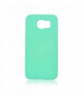 Husa Samsung Galaxy S6 Jelly Flash Menta