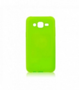 Husa Samsung Galaxy J5 Jelly Flash Lime