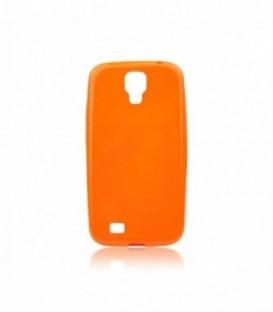 Husa Samsung Galaxy S4 Jelly Flash Portocalie