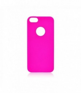 Husa Apple iPhone 5/5S/SE Jelly Flash Roz