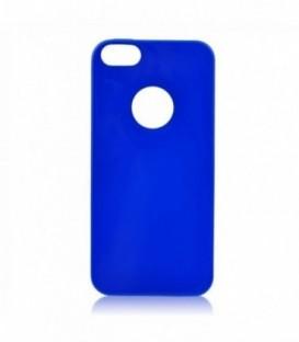 Husa Apple iPhone 5/5S/SE Jelly Flash Albastra