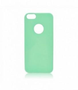 Husa Apple iPhone 5/5S/SE Jelly Flash Menta